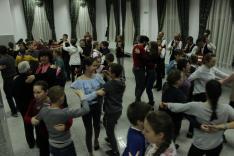 Mulatság, táncház
