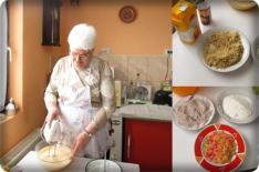torta készítés