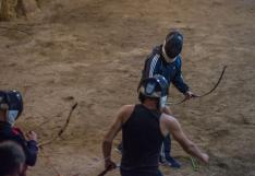 Első kárpátaljai barantás íjász képzés