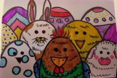 Húsvéti foglalkozás Vinkovácon