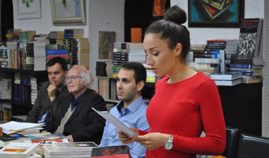 Magyar költészet  napja Skopje 2019