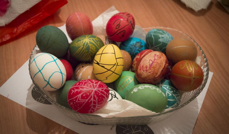 Húsvéti készülődés Kevevárán