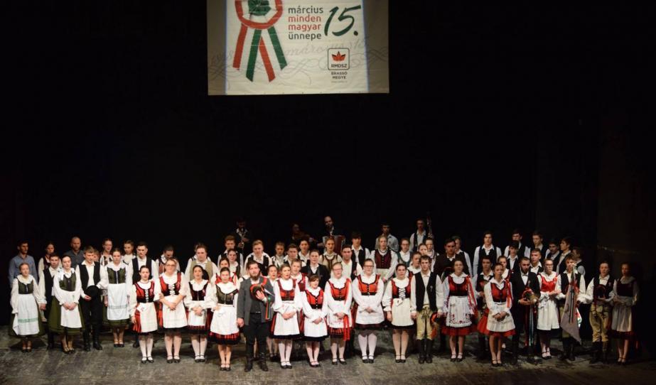 Nemzeti ünnep – Március idusa Brassóban