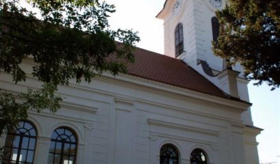 Radnótfáji Református Templom