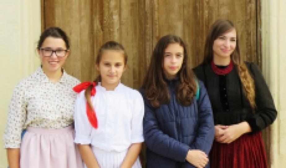 Szilágysomlyói sikerek a mérai Jagamas János Népdaléneklési Versenyen
