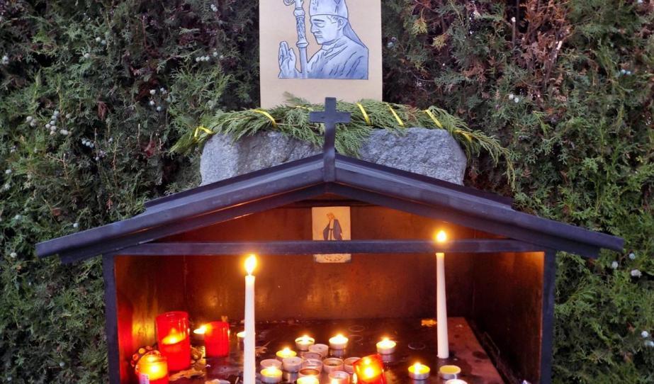 Márton Áron püspök boldoggá avatásáért miséztek