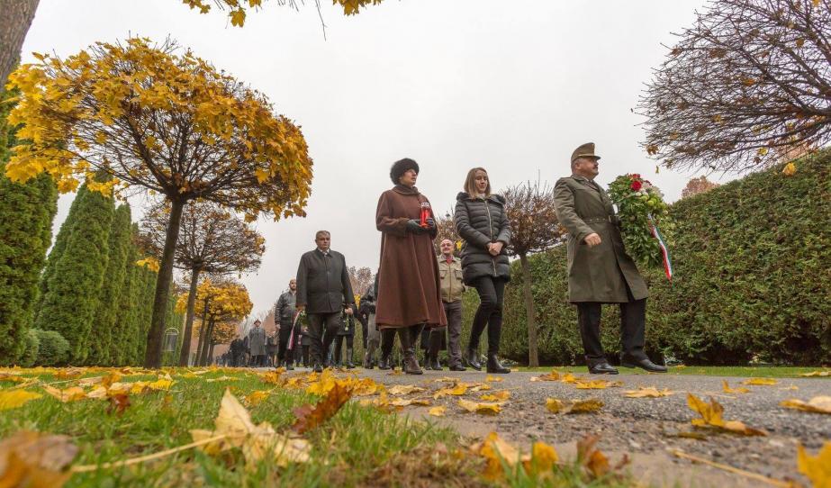 Az emlékező horvátországi magyar közösség