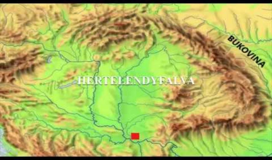 2.  rész - Hertelendyfalva és a Tamási Áron Székely Magyar Művelődési Egyesület