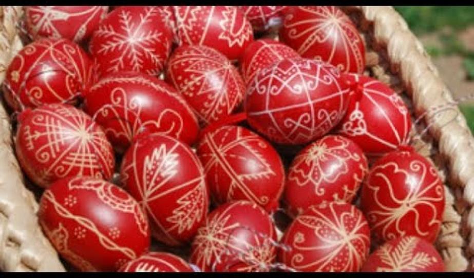 Húsvéti szokások Hertelendyfalván