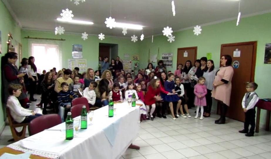 Szavaló- és énekverseny Rahó 2018