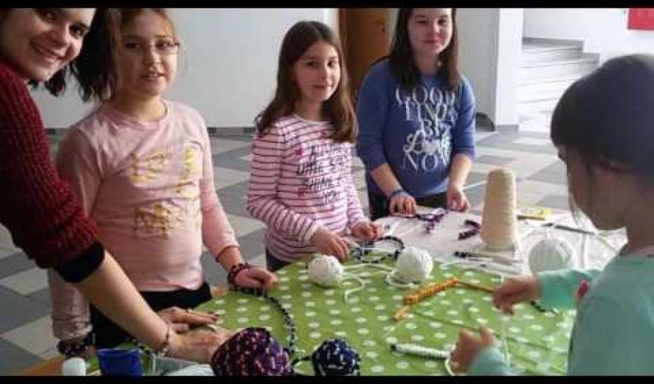 Játékkaraván gyermektábort tartottak Lendván