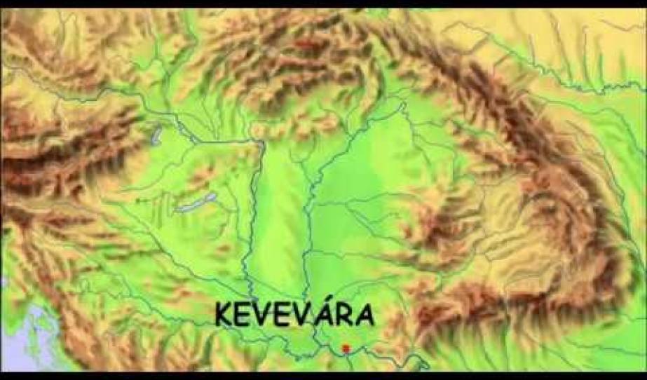 Kevevára és a KEVE Magyar Művelődési Egyesület