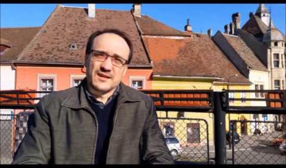 Segesvári beszélgetés Prosenszky Róbert történésszel