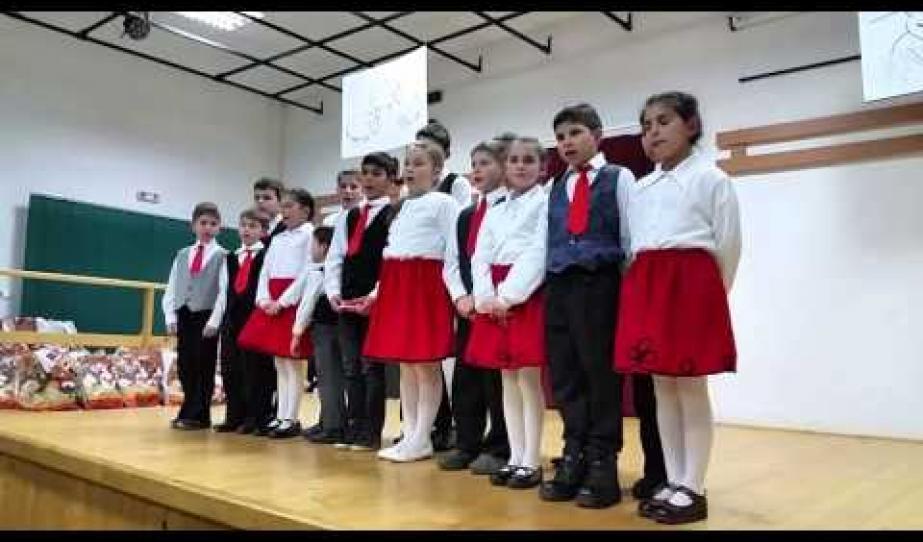 Ferencz Orsolya - Karácsonyi műsor Segesváron