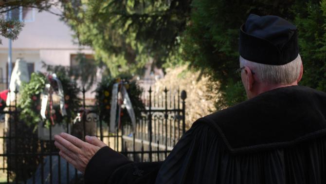 Árva Bethlen Kata síremléke