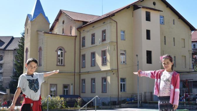 Petrozsényi Jézus Szíve Gyermekvédelmi Központ