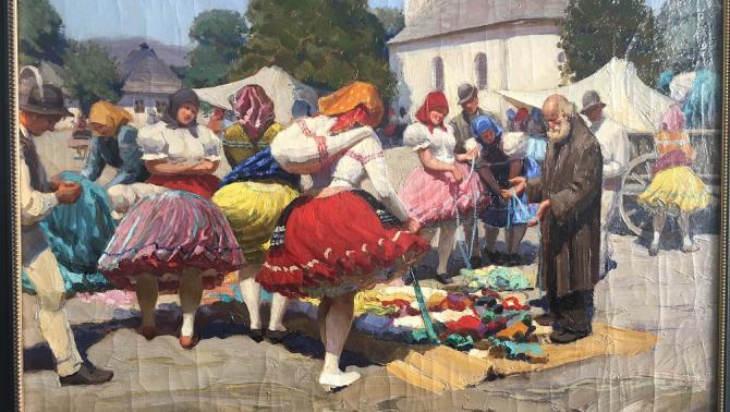 Mousson Tivadar kiállítás