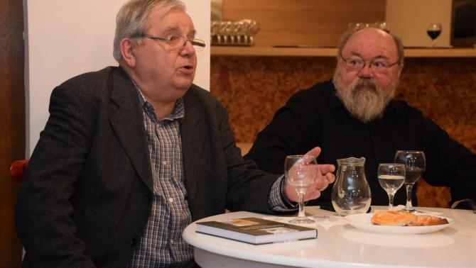 Bodó Barna és Dr. Vincze Gábor