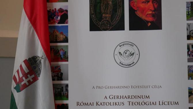 Gerhardinum Római Katolikus Teológiai Líceum