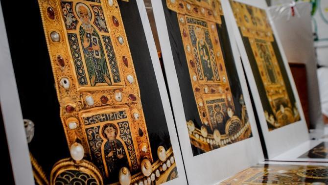 Labossa Bence - Szent Korona tárlat