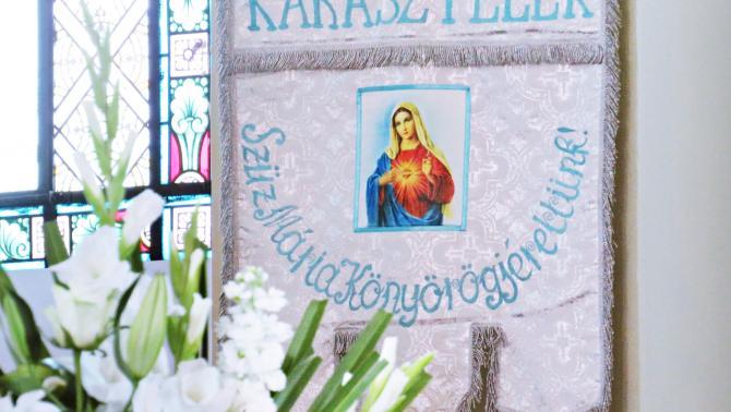 100 éves a Kárásztelki Római Katolikus Templom