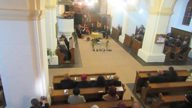 Árva Bethlen Kata emlékünnep