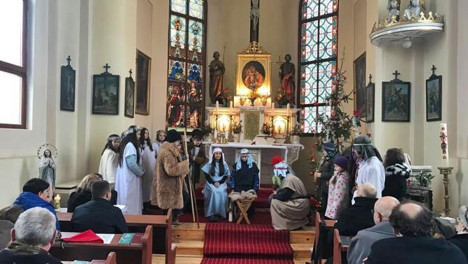 Ökumenikus karácsonyi pásztorjáték