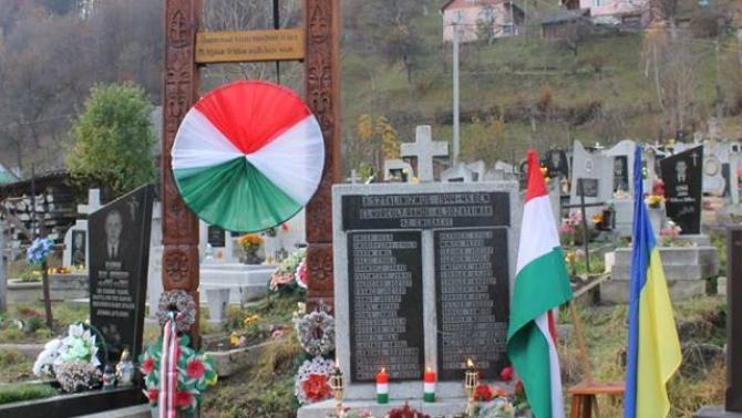 Rahó - megemlékezés a Malenkij robotra elhurcoltak emlékére