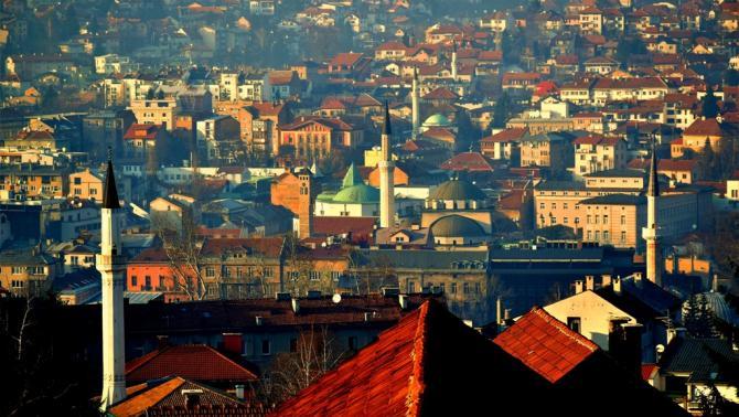 Szarajevó napjainkban