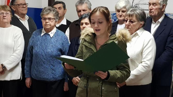 A magyar kultúra napja Kisoroszon