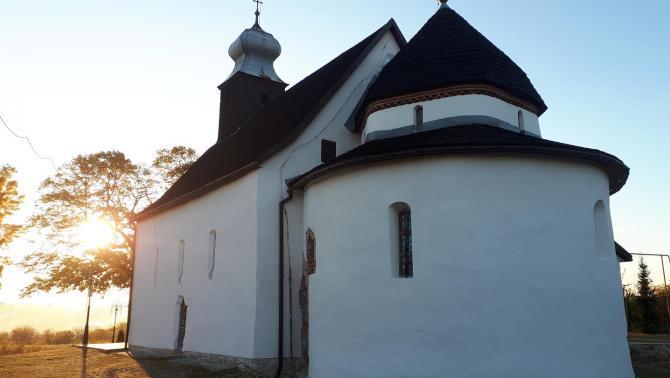 A gerényi görög katolikus templom
