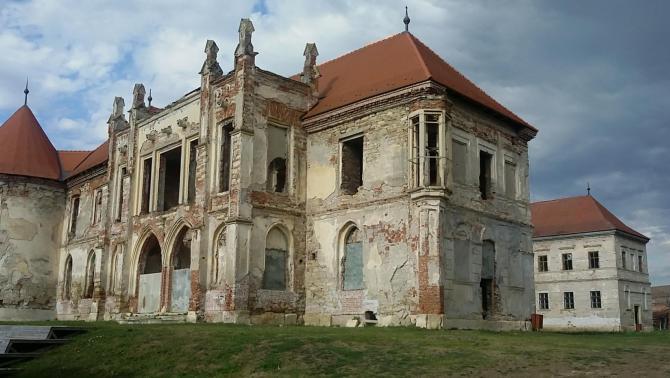 bonchidai Bánffy-kastély