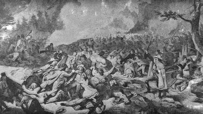 A népirtás ábrázolása