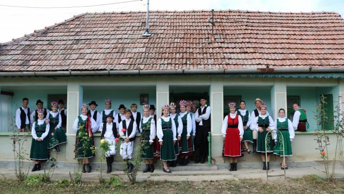 Látogatóban Magyarlapád