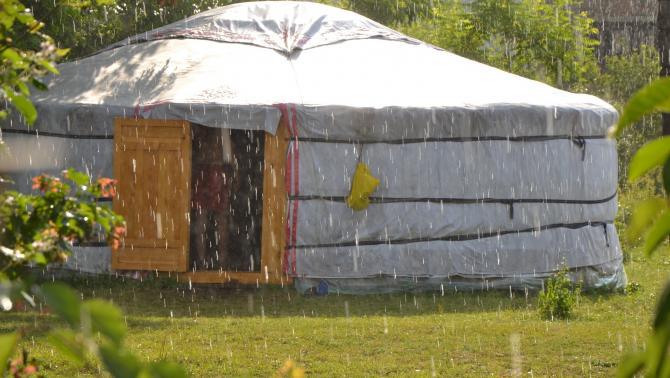 baranta tábor
