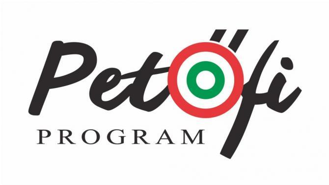 Petőfi Sándor Program - logó