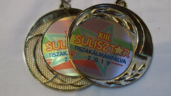 XIII. SULISZTÁR