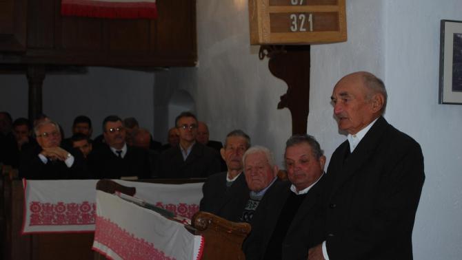 """""""Hiszek egy Istenben, hiszek egy Hazában"""" - Iszlai Bálint bácsi nemzeti hitvallása"""