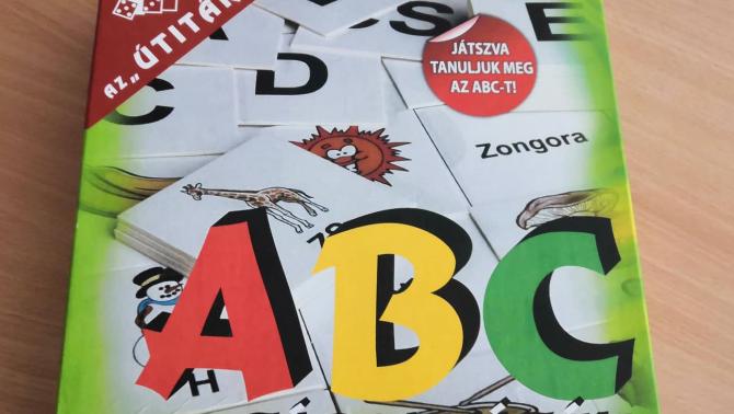 ABC társasjáték