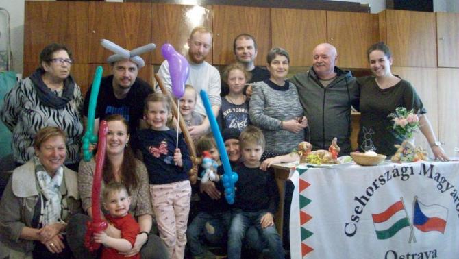 Ostrava gyermekhúsvét