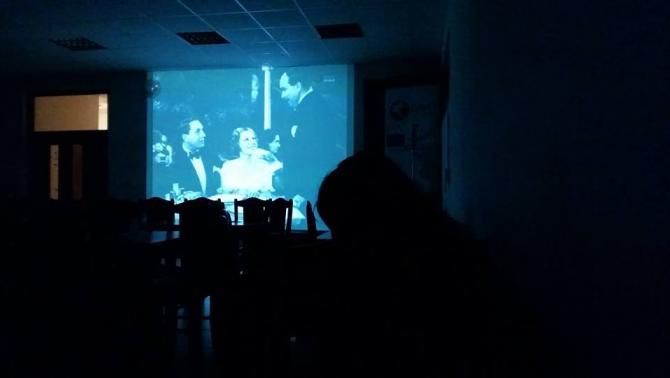 Manda Filmklub Galántán