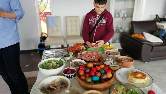 Húsvét Macedóniában
