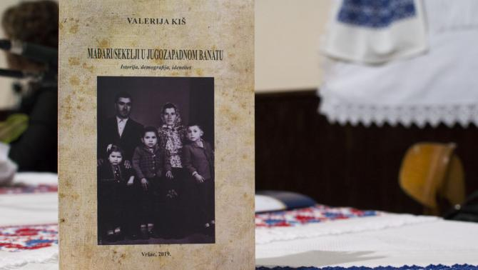 Könyv jelent meg a Délnyugat-Bánátban élő székely-magyarokról