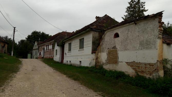 Kóbor, a mesebeli falu